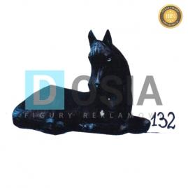132 - Figura dekoracyjna - Zwierzęta 30 cm