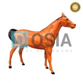 FZ08 - Koń figura reklamowa,dekoracyjna