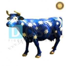 FZ64 - Krowa figura reklamowa, dekoracyjna