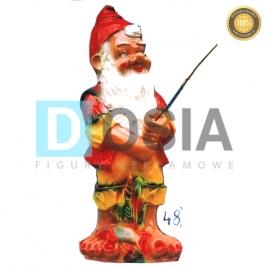 48 - Figura dekoracyjna - Krasnal 72 cm