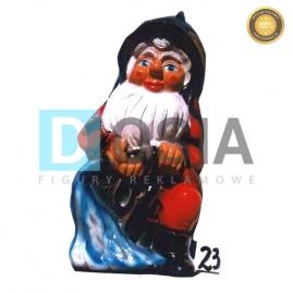 23 - Figura dekoracyjna - Krasnal 75 cm