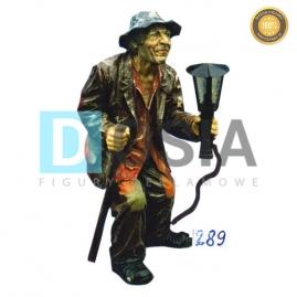 289 - Figura dekoracyjna - Postacie 90 cm