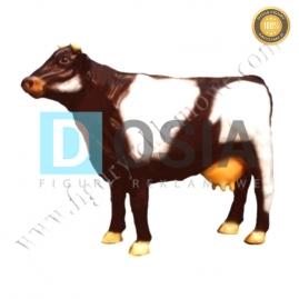 FZ26 - Krowa figura reklamowa,dekoracyjna