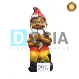 296 - Figura dekoracyjna - Krasnal 45 cm
