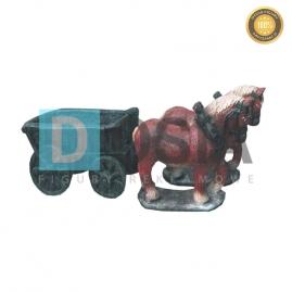 446 - Figura dekoracyjna - Zwierzęta 147/55