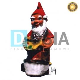 44 - Figura dekoracyjna - Krasnal 75 cm
