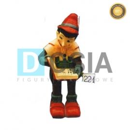 221 - Figura dekoracyjna - Postacie 45 cm