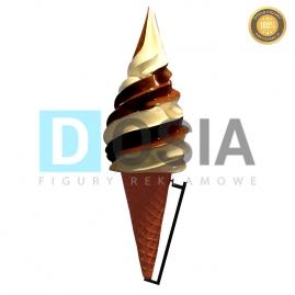 LD61a - Lody figura reklamowa-dekoracyjna