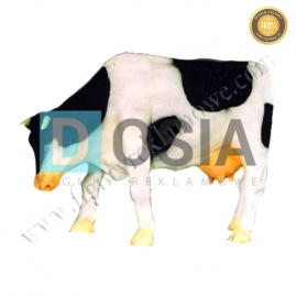 FZ25 - Krowa figura reklamowa,dekoracyjna