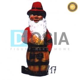 17 - Figura dekoracyjna - Krasnal 71 cm