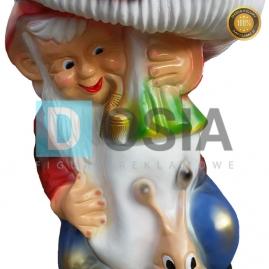14 - Figura dekoracyjna - Krasnal 72 cm