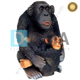 ZW29 - Małpka figura reklamowa,dekoracyjna