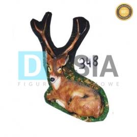348 - Figura dekoracyjna - Zwierzęta