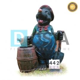 442 - Figura dekoracyjna - Postacie 75 cm