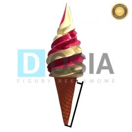 LD61 - Lody figura reklamowa-dekoracyjna