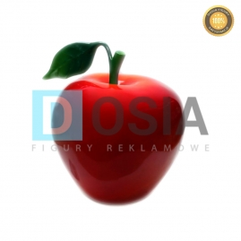 OW23 - Jabłko figura reklamowa-dekoracyjna