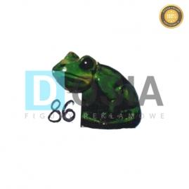 86 - Figura dekoracyjna - Zwierzęta 13 cm