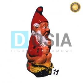 11 - Figura dekoracyjna - Krasnal 70 cm