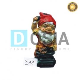 311 - Figura dekoracyjna - Krasnal 35 cm