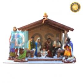 ST26 - Szopka figura reklamowa-dekoracyjna