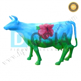 FZ15 - Krowa figura reklamowa,dekoracyjna