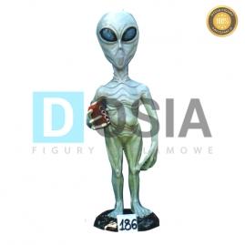 186 - Figura dekoracyjna - Postacie 96 cm