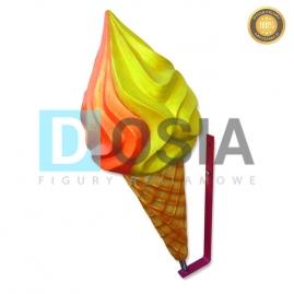 LD71 - Lody figura reklamowa, dekoracyjna