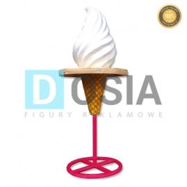 LD76 - Lody figura reklamowa, dekoracyjna