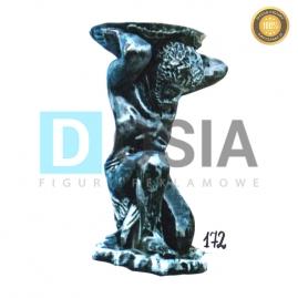 172 - Figura dekoracyjna - Postacie 70 cm