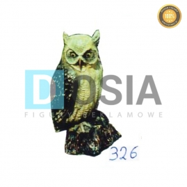 326 - Figura dekoracyjna - Zwierzęta 50 cm