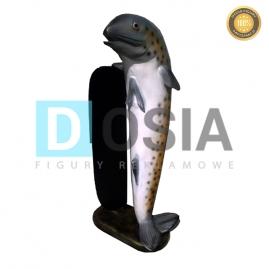 RB03 - Ryba figura reklamowa-dekoracyjna