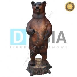 FZ83 - Niedźwiedź figura reklamowa, dekoracyjna
