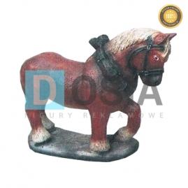 464 - Figura dekoracyjna - Zwierzęta 55/70