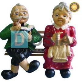210 - Figura dekoracyjna - Postacie 70 cm