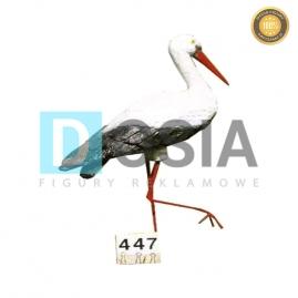 447 - Figura dekoracyjna - Zwierzęta 75 cm