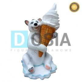 LD54 - Lody figura reklamowa, dekoracyjna