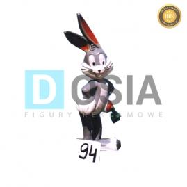 94 - Figura dekoracyjna - Postacie 45 cm