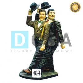 167 - Figura dekoracyjna - Postacie