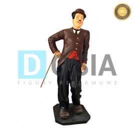 FM08 - Charlie Chaplin figura reklamowa-dekoracyjna