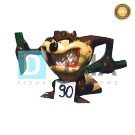 90 - Figura dekoracyjna - Zwierzęta 26 cm