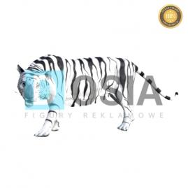 ZW11 - Tygrys figura reklamowa,dekoracyjna