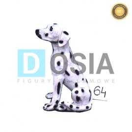 64 - Figura dekoracyjna - Zwierzęta 35 cm