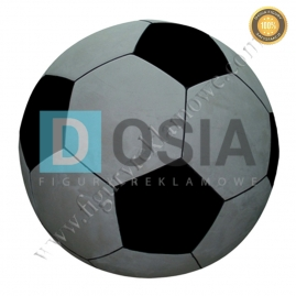 SR03 - Piłka figura reklamowa-dekoracyjna
