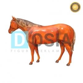 FZ09 - Koń figura reklamowa,dekoracyjna