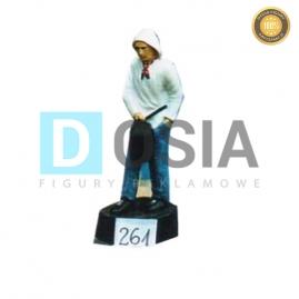 261 - Figura dekoracyjna - Postacie 40 cm