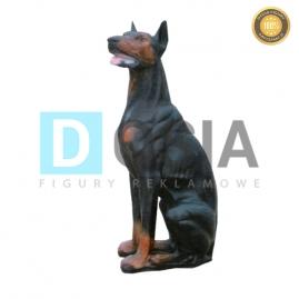 395 - Figura dekoracyjna - Zwierzęta 92 cm