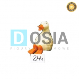 244 - Figura dekoracyjna - Zwierzęta 20 cm