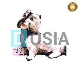 72 - Figura dekoracyjna - Zwierzęta 30 cm