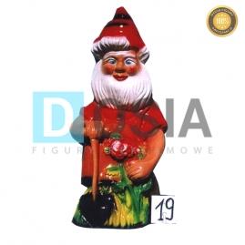 19 - Figura dekoracyjna - Krasnal 66 cm