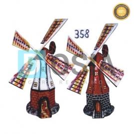 358 - Figura dekoracyjna - Różne 105 cm